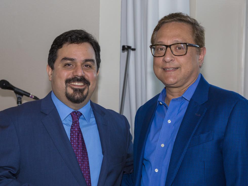 David Lozano, Jorge Baldor