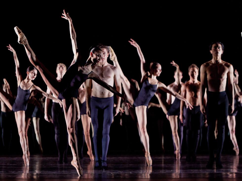 Houston Ballet: Bolero, Ian Casady, Melissa Hough