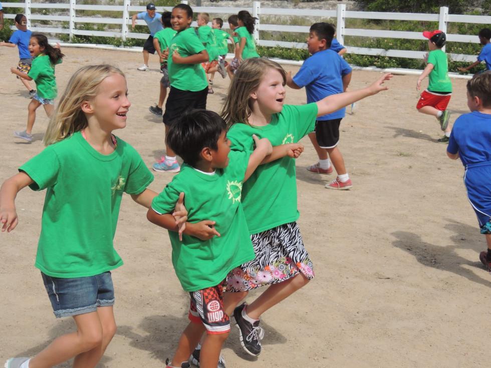 Austin Parks and Recreation kids summer camp