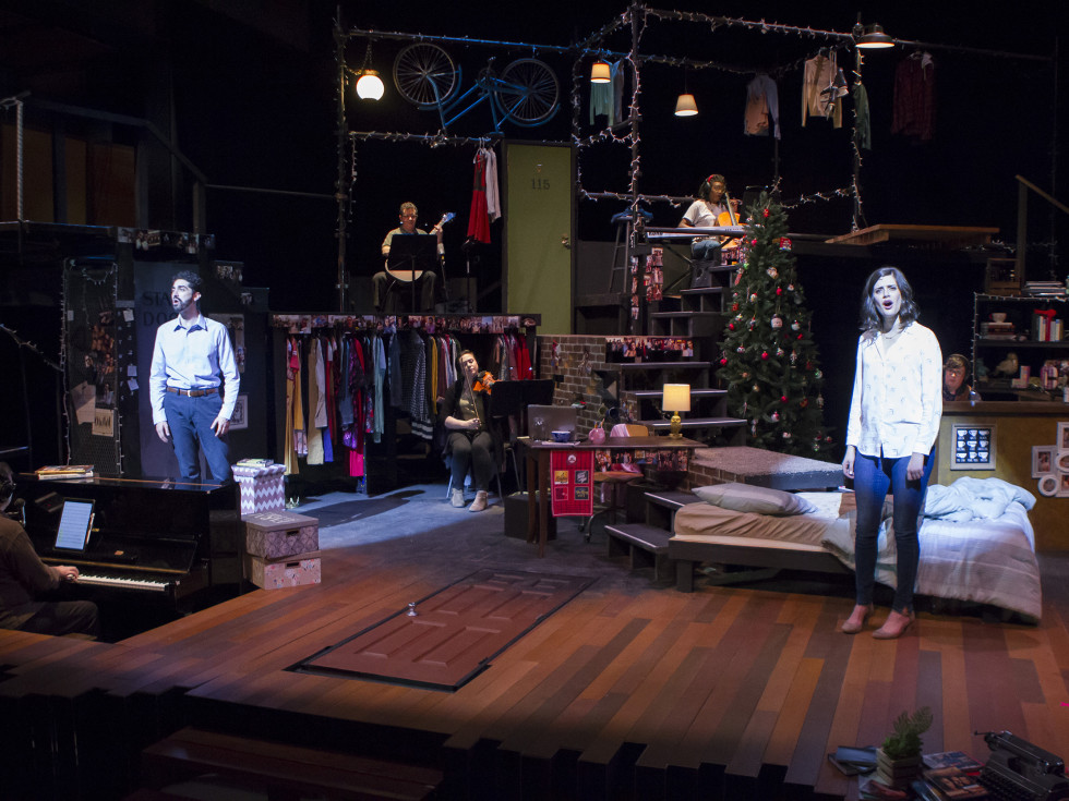 The Last Five Years at WaterTower Theatre