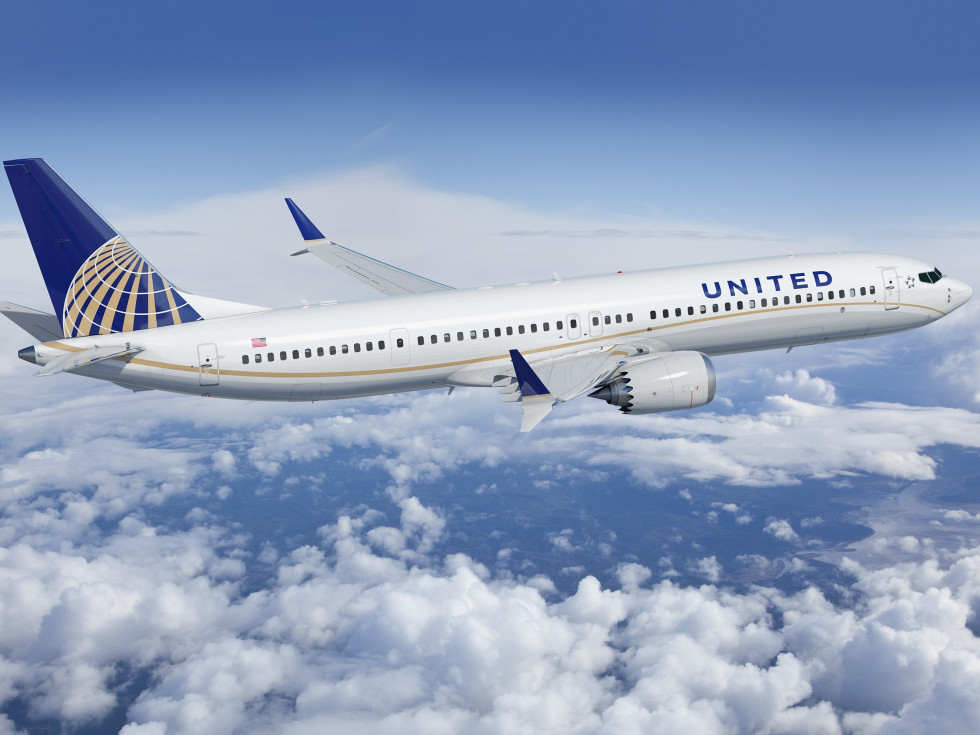 Ken Hoffman travel Alaska United new jet Boeing 737 Max