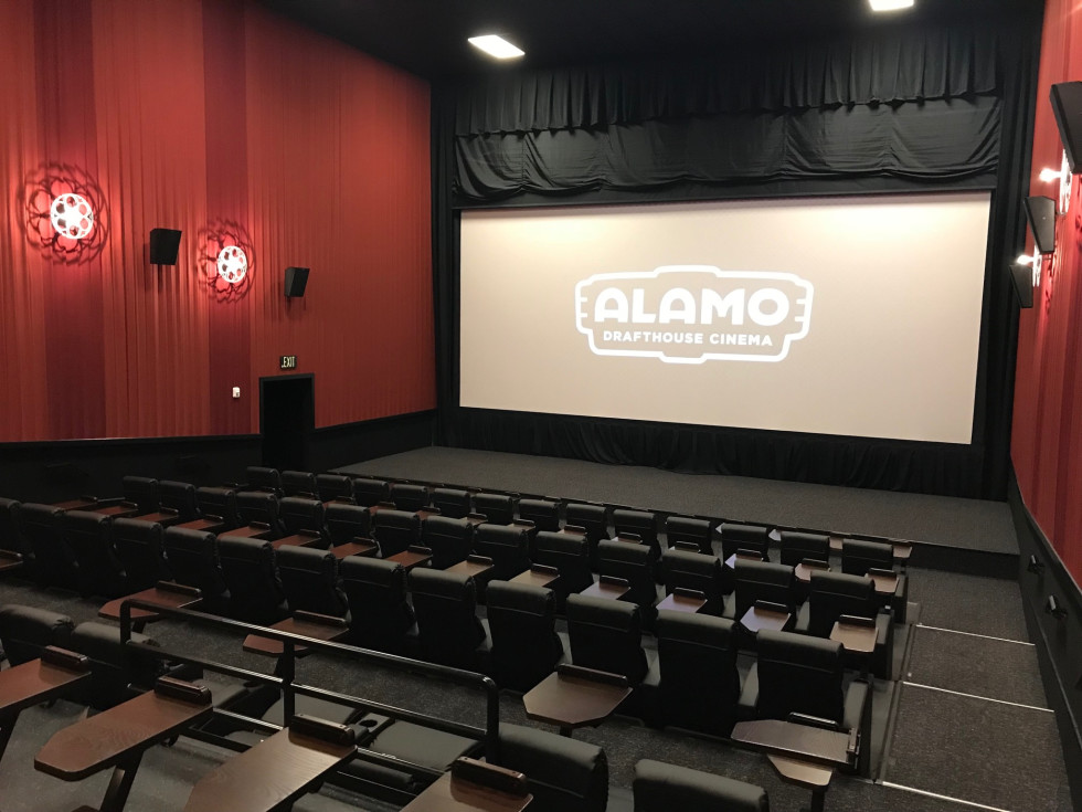 Alamo Drafthouse Katy theater
