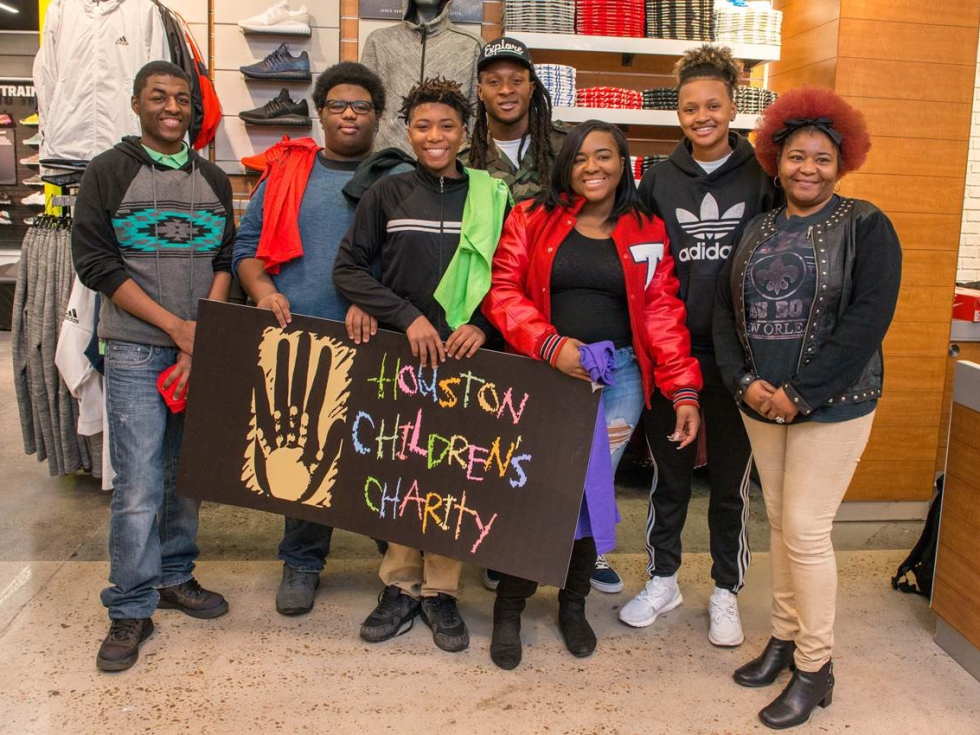 Become a champion for kids with these Houston children