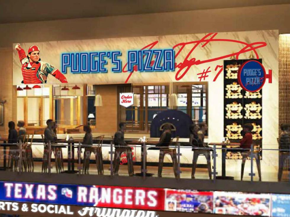 Pudge's Pizza