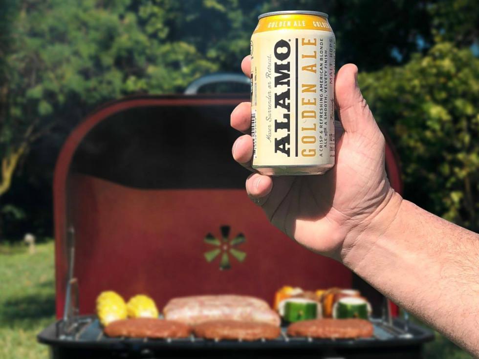 Alamo Beer BBQ