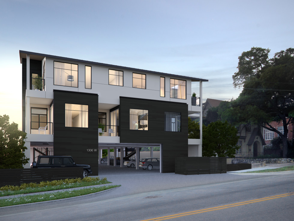 1306 West condos for sale in Austin