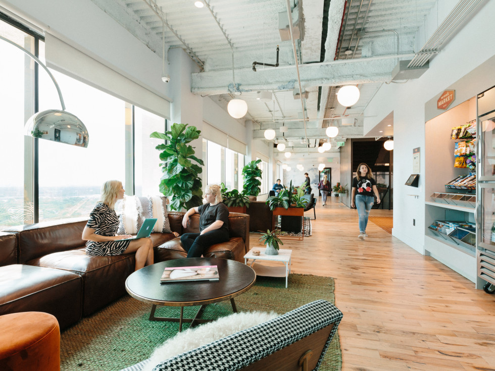 WeWork Houston Galleria