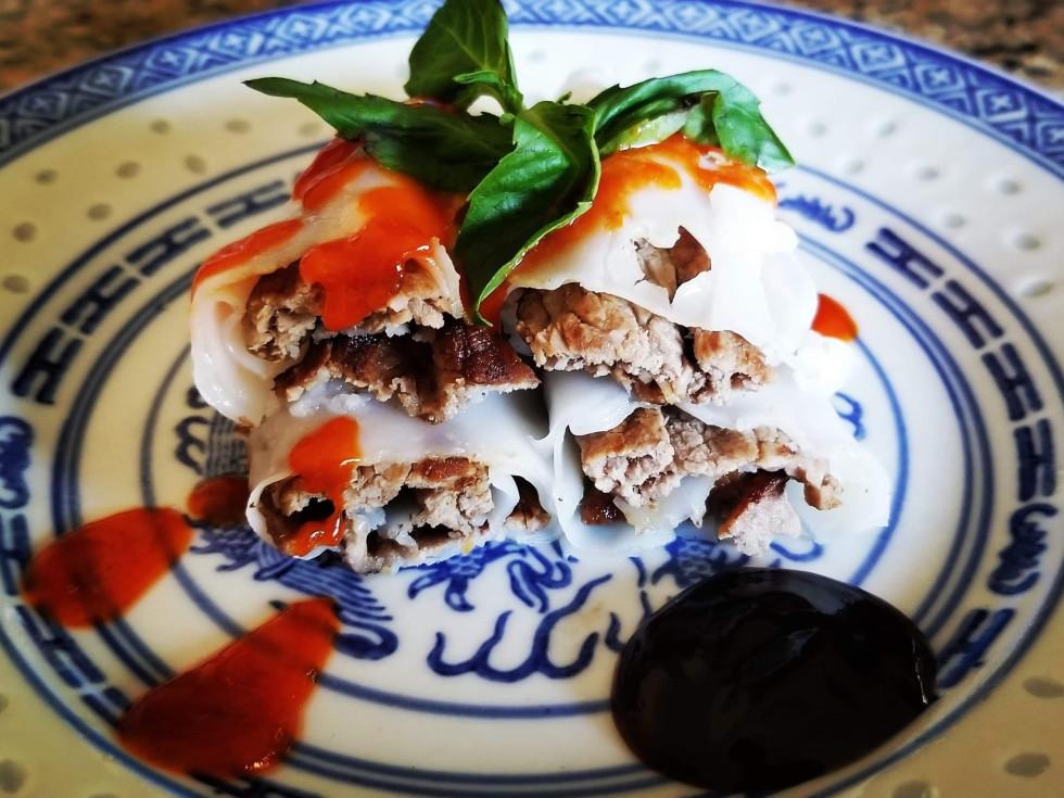 Pho Roll dumpling, dumpling pop-up