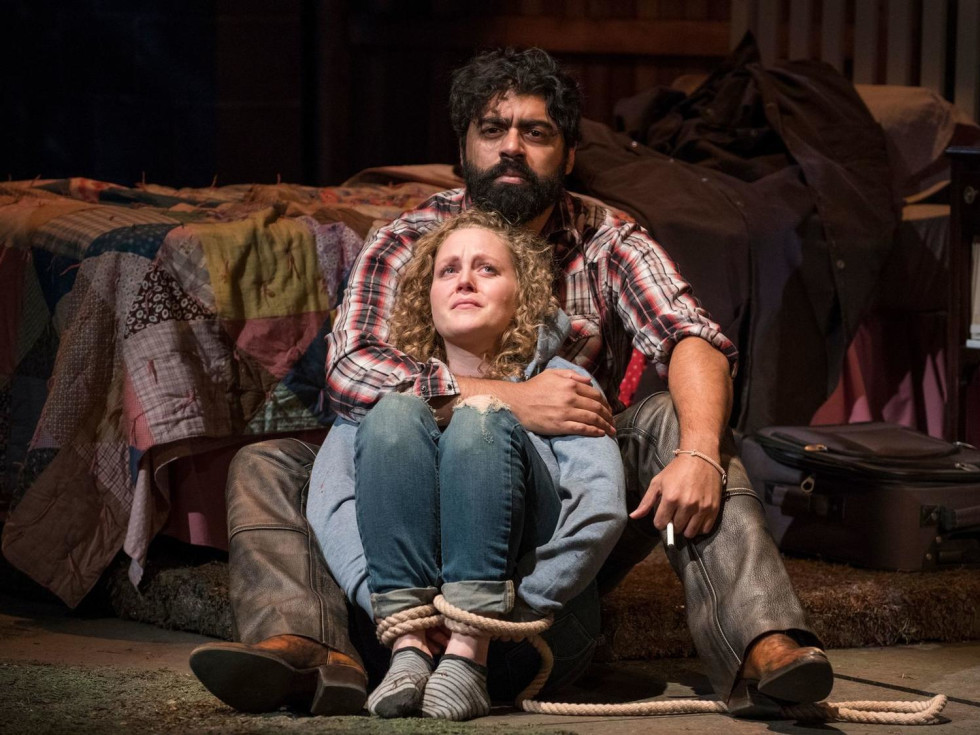 Steppenwolf Theatre production of You Got Older