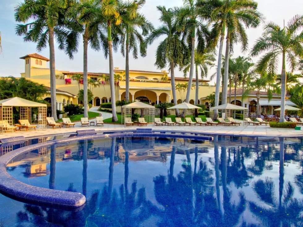 Casa Velas Pool Puerto Vallarta