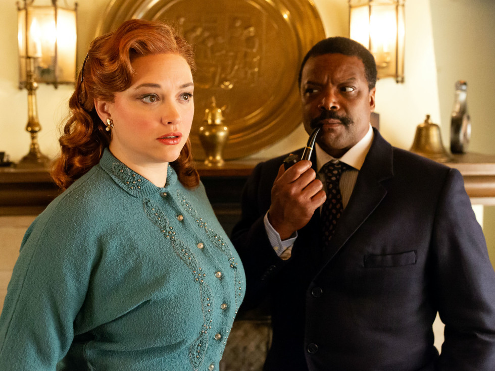 Alley Theatre presents The Mousetrap