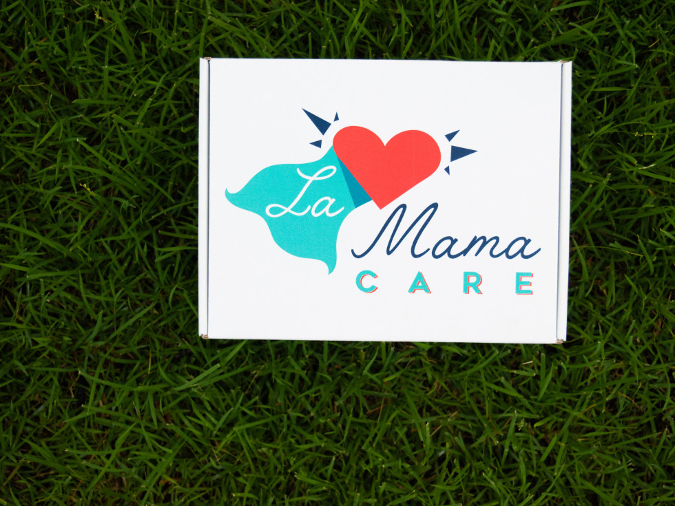 La Mama Care box motherhood