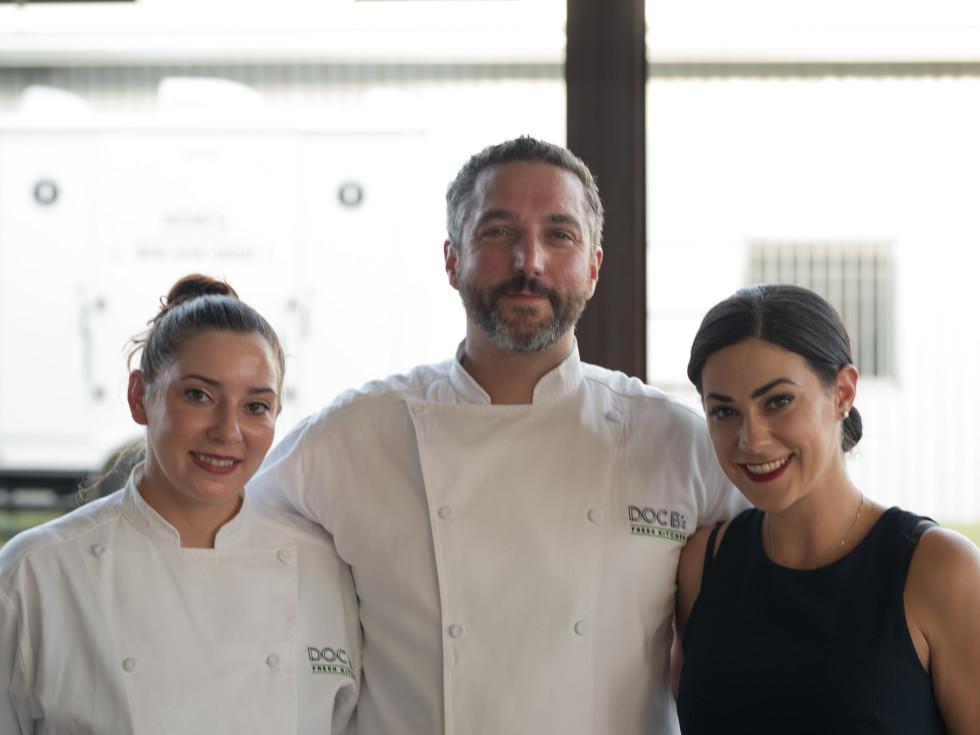 Wendy Faye, Michael Pitrello, Rachel Casagrande