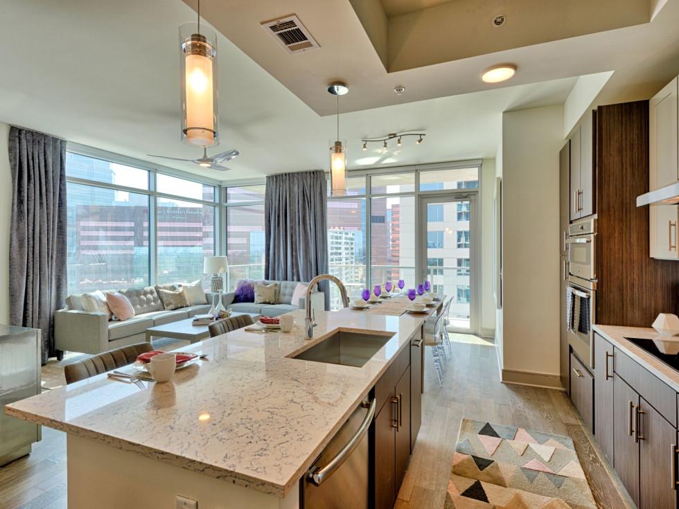 Latitude Med Center apartments Houston