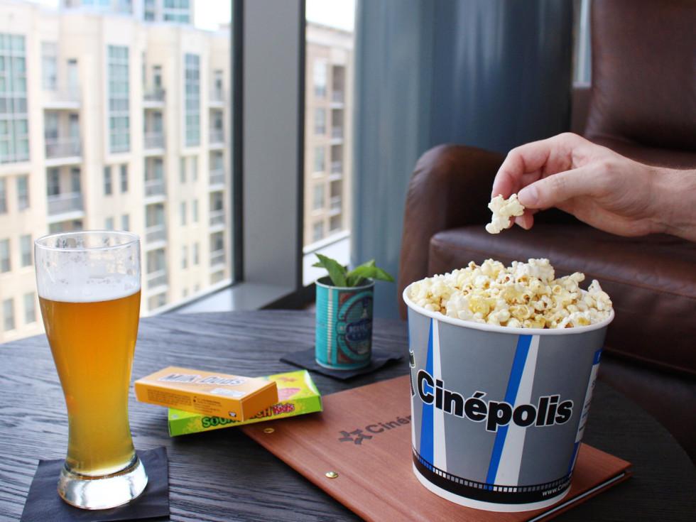 Cinepolis movie theater