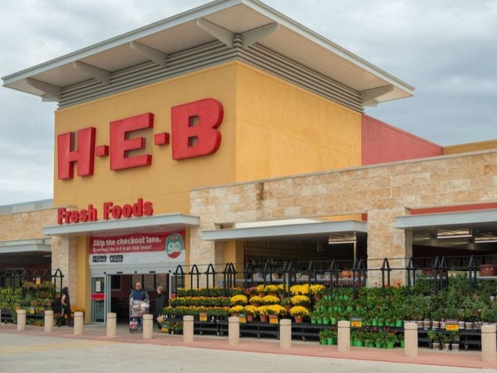H-E-B Store