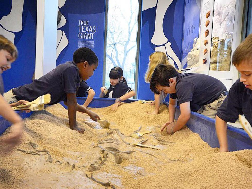 Witte Museum kids San Antonio fun