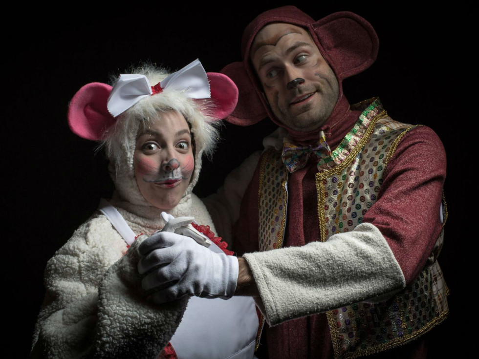 Ochre House Theater presents Mousey