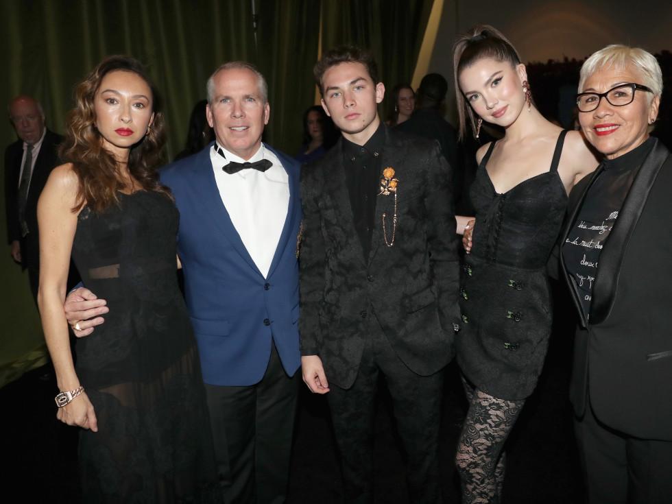 Henry family