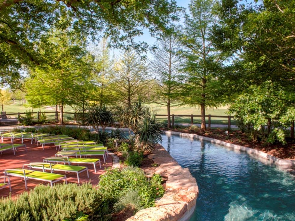 Hyatt Regency Lost Pines Resort and Spa lazy river