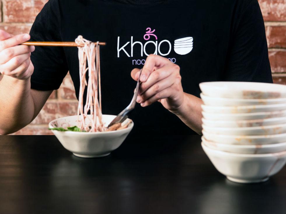 Khao Noodle Shop