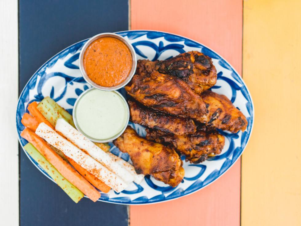 Fresa's Austin wings