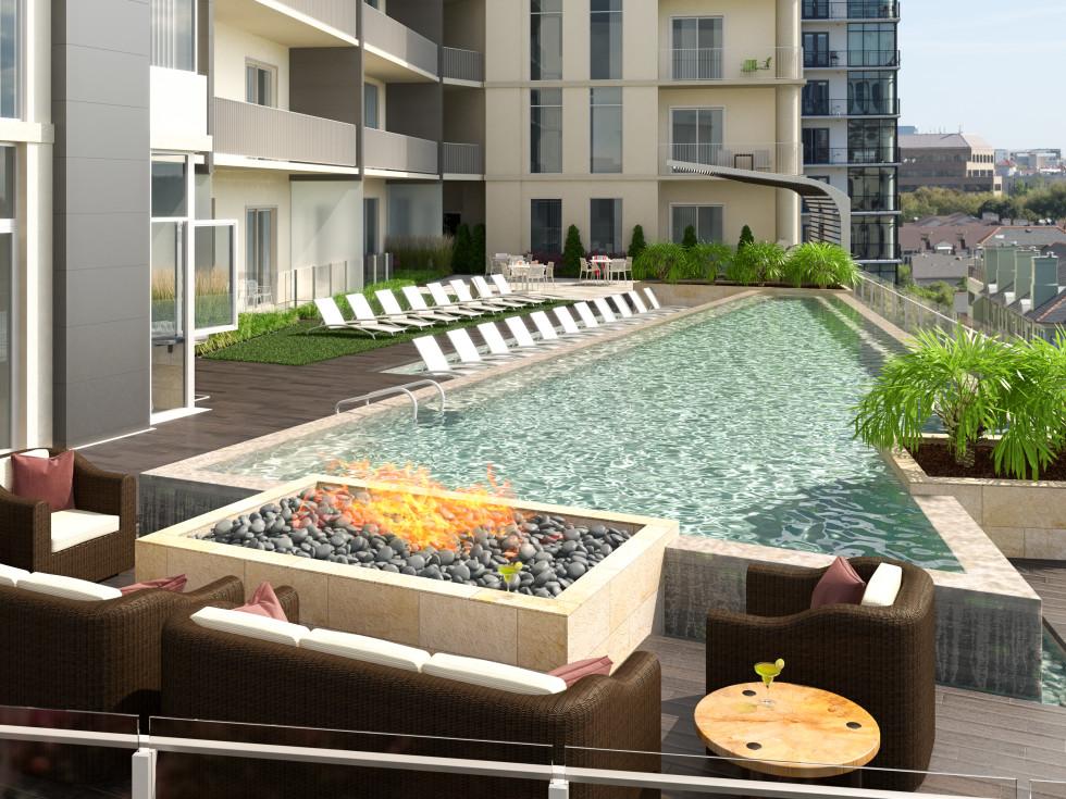 Carlisle & Vine Uptown Dallas apartments