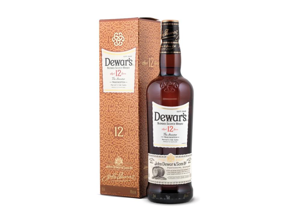 Dewars scotch