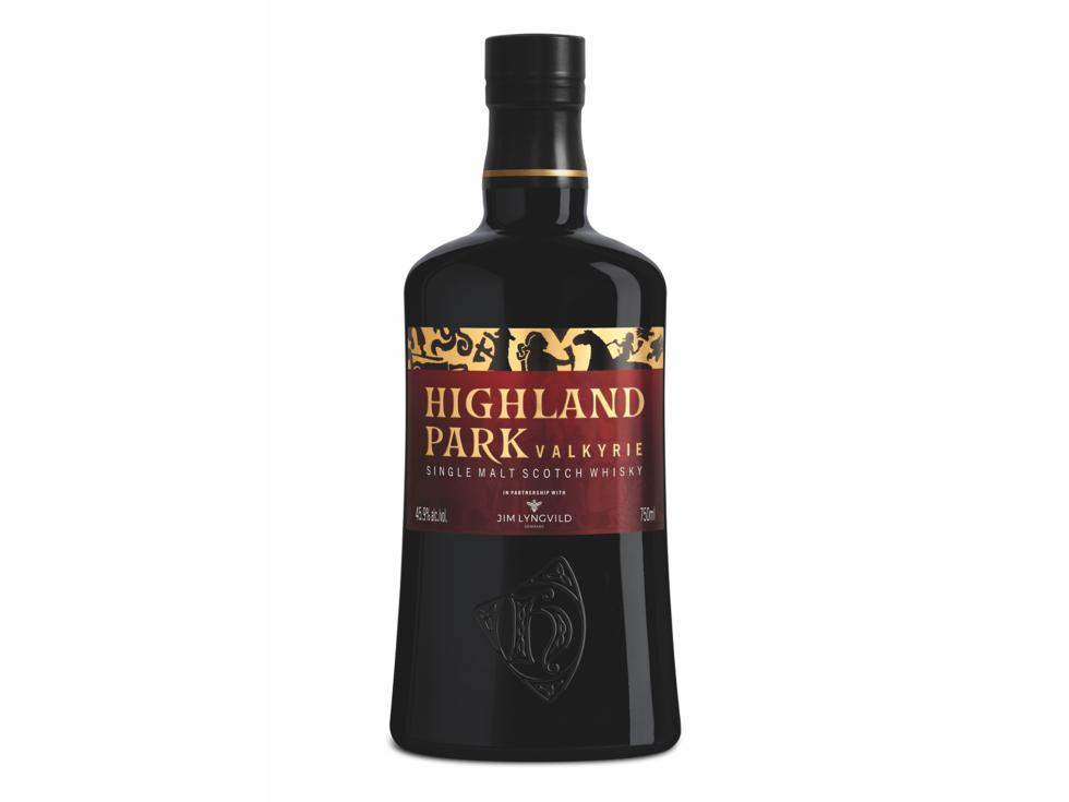 Highland Park Valkyrie scotch