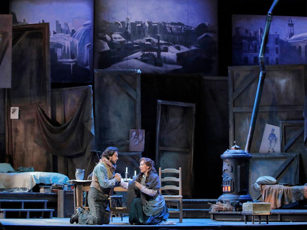 Houston Grand Opera presents La Boheme