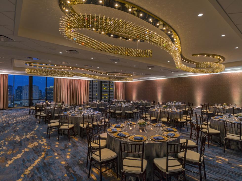 The Westin Galleria Houston Monarch ballroom