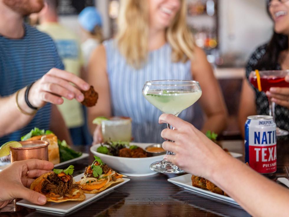 Native Bar happy hour Austin