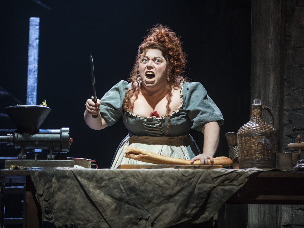 Broadway at Hobby: Les Misérables, Allison Guinn