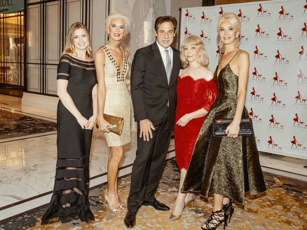 Houston Pet Set Princess Tatiana, Tama Lundquist, Dan and Susan Boggio, Tena Lundquist Faust.jpg