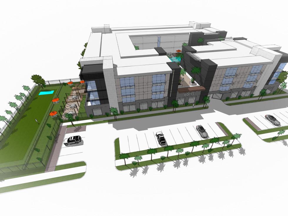Luxury lofts under development by Tony Padua of Padua Realty & Development
