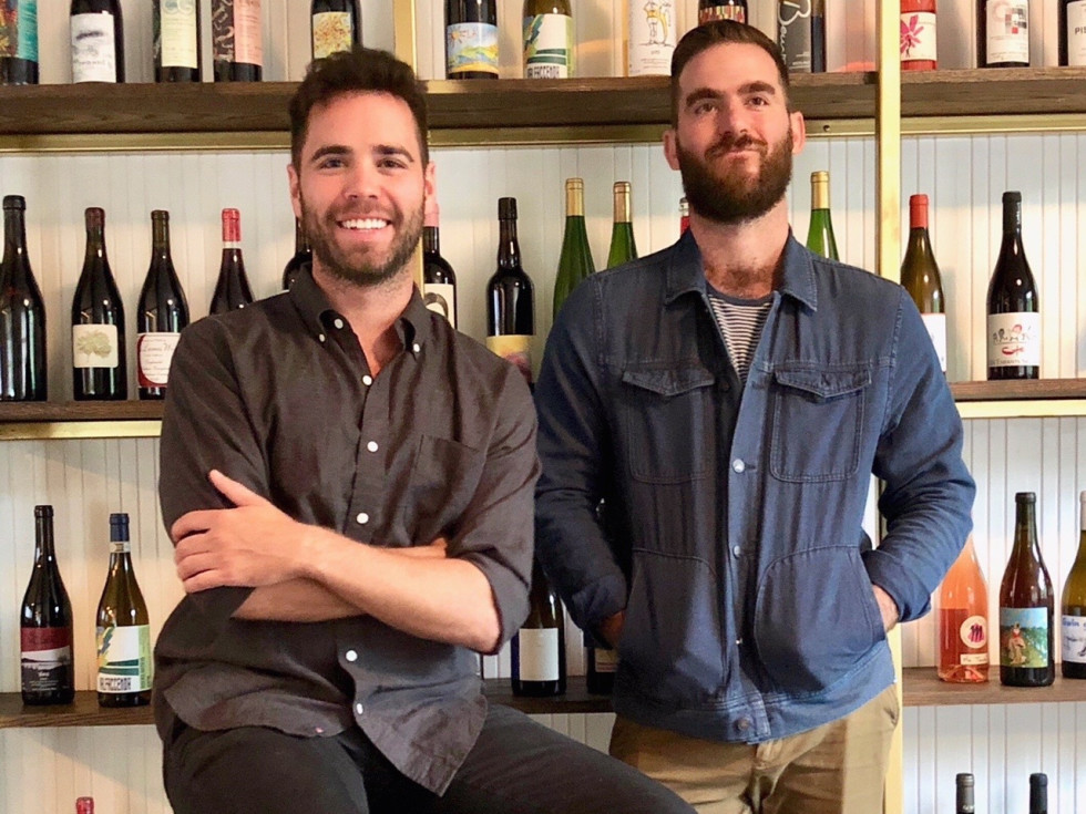 Light Years wine shop John Glanzman Steve Buechner