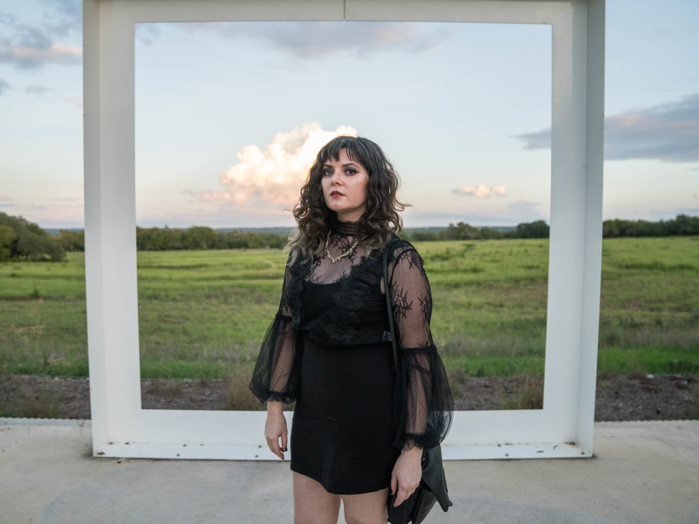 THIS IS SLOANE Collection 7 We're Throwing a Funeral Fashion Show Erin Freeman