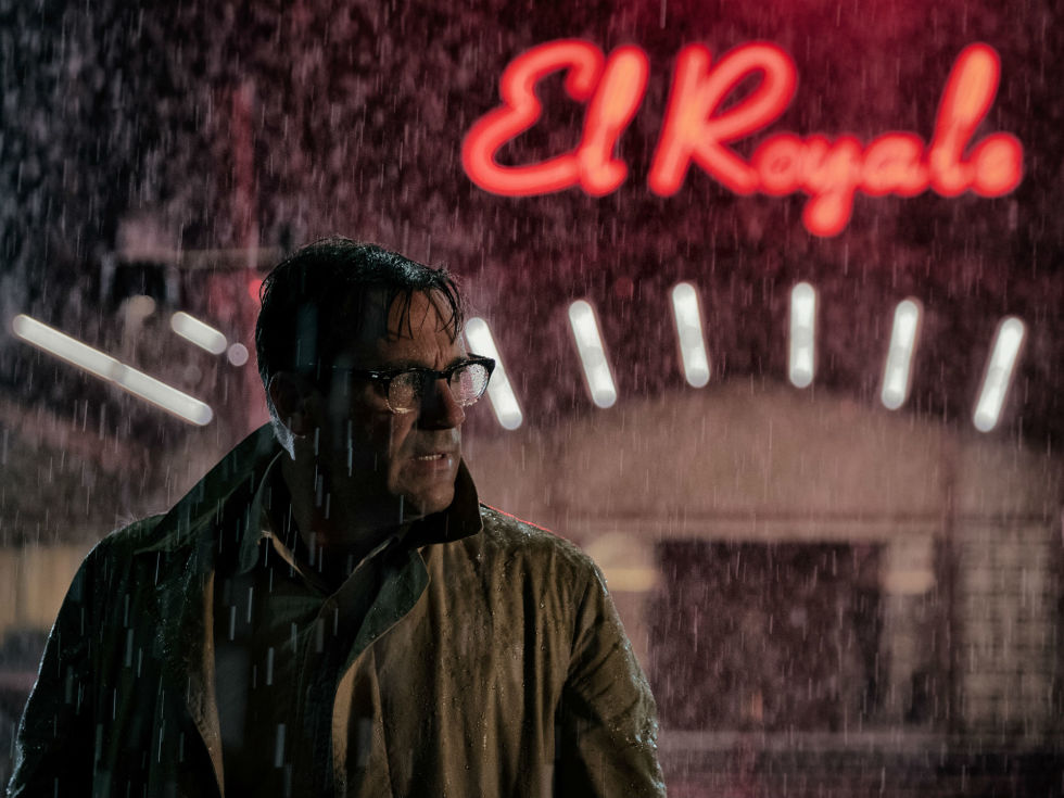 Jon Hamm in Bad Times at the El Royale