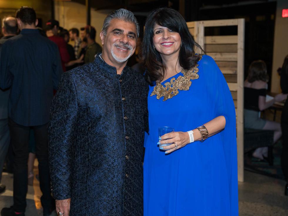Fashion X Austin Moda X South Asia Ali Khataw Seema Govil