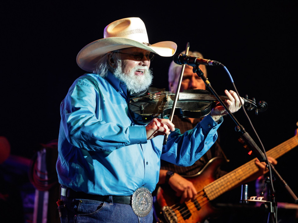 Charlie Daniels Band, Cattle Baron's Ball 2018