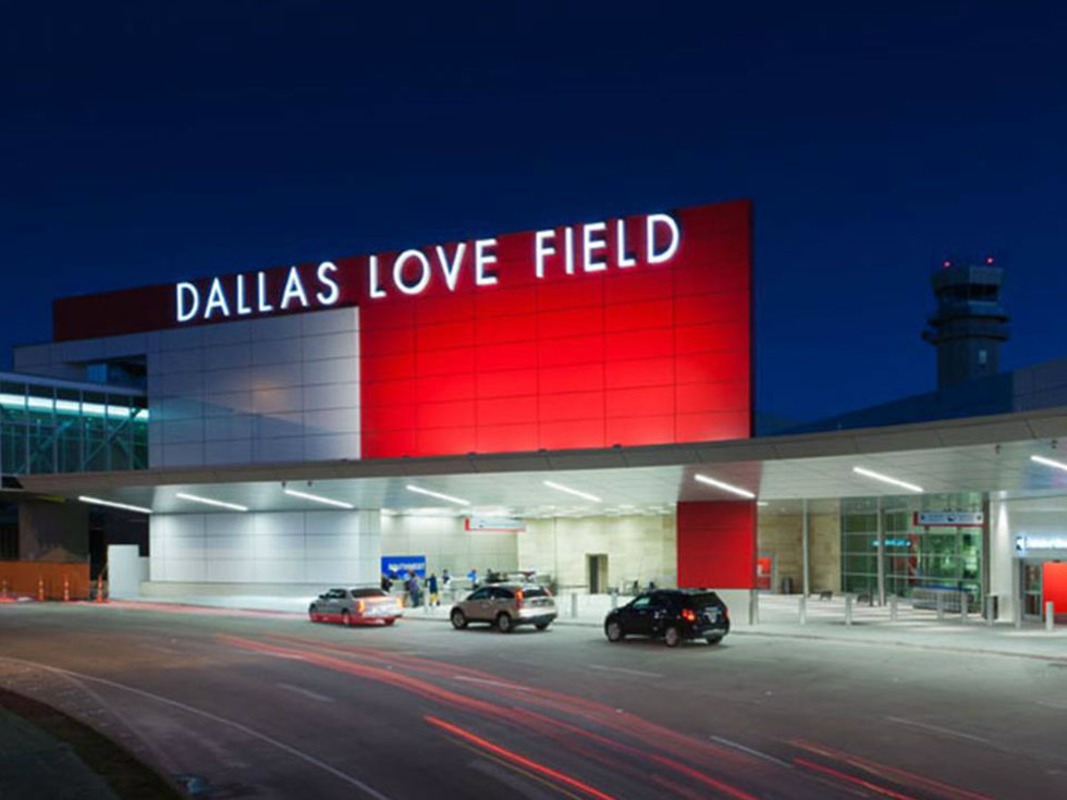 Dallas Love Field airport