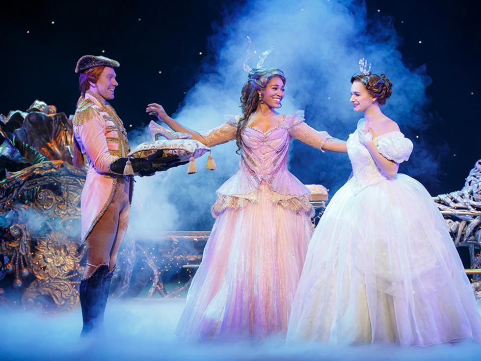 Rodgers and Hammerstein's Cinderella