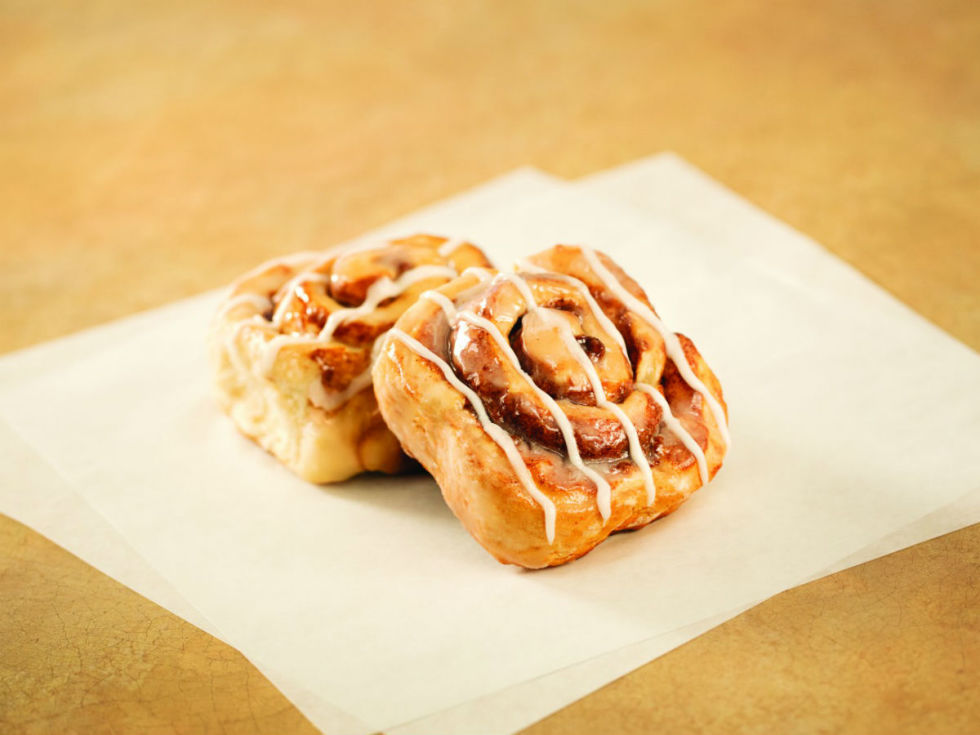 Whataburger cinnamon roll
