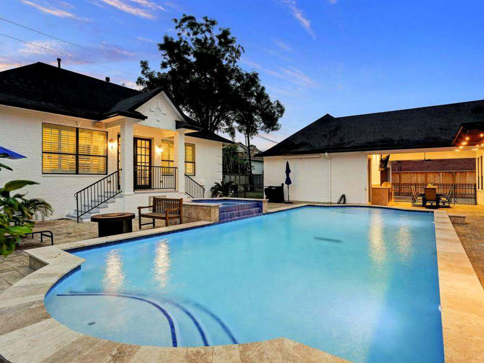 Tom Herman home for sale pool