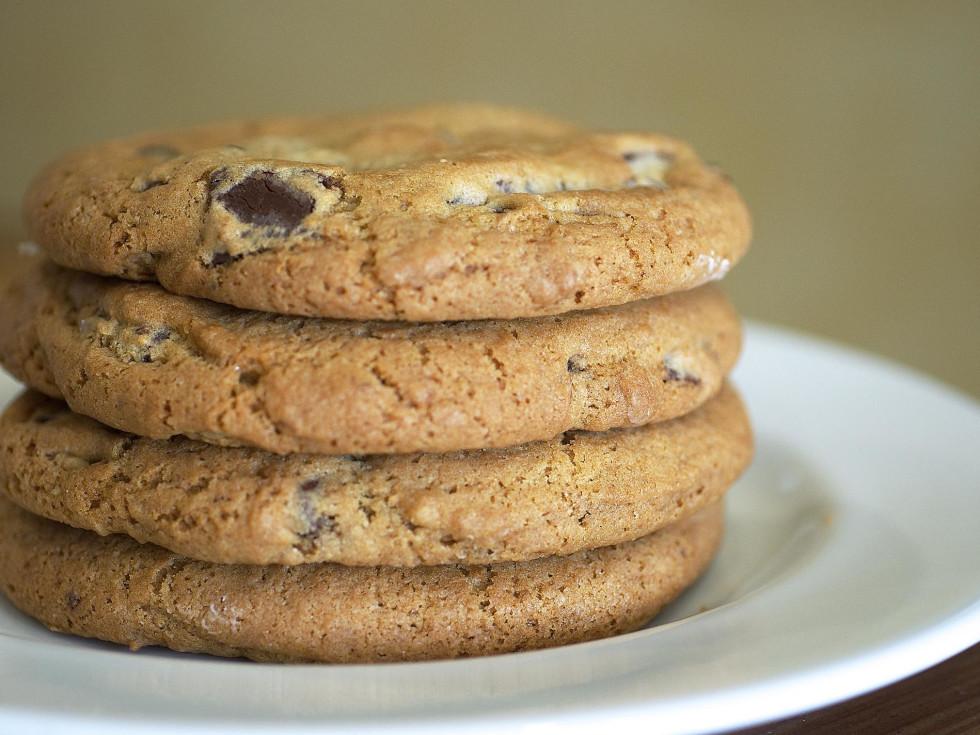 Ooh La La bakery chocolate chip cookies