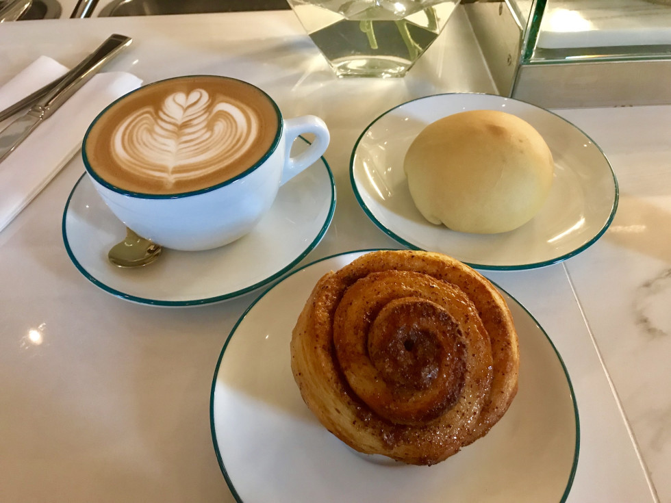 Coterie breakfast pastries