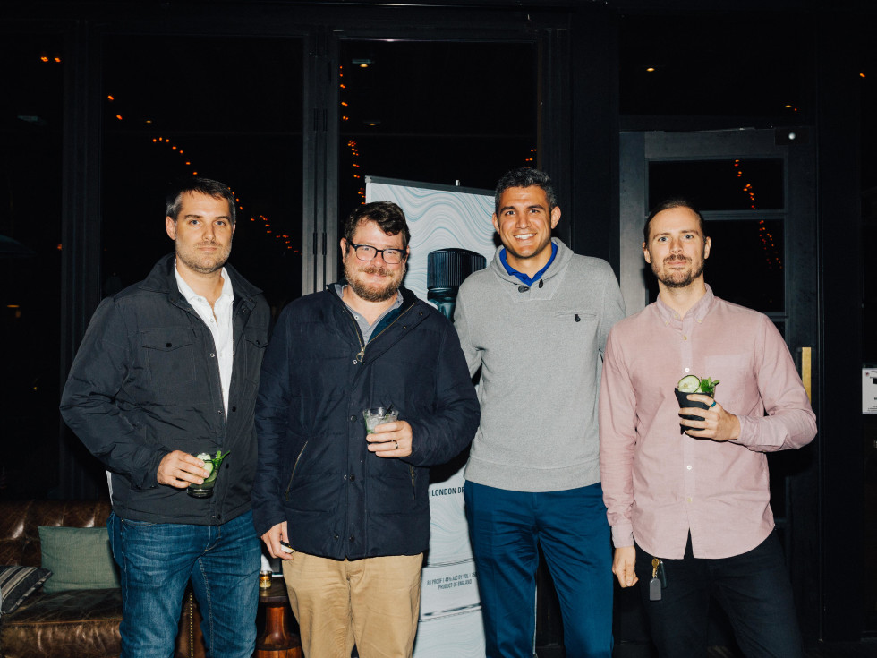 Zephyr Gin launch party