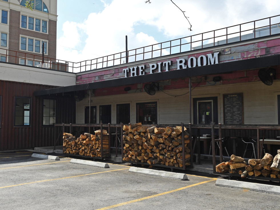 The Pit Room exterior