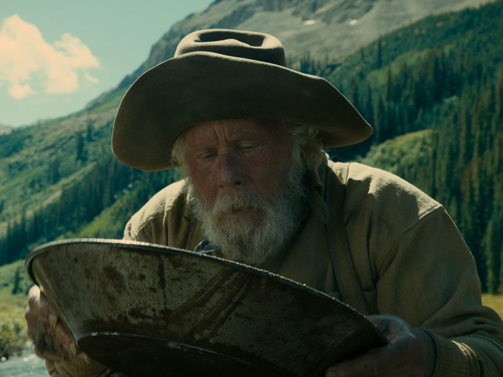 Tom Waits in The Ballad of Buster Scruggs