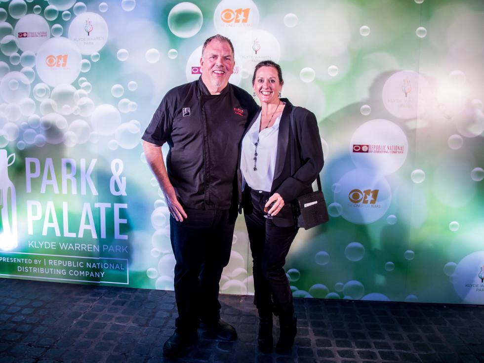 Kent Rathbun and Tracy Rathbun, Park & Palate
